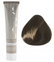 Estel Professional De Luxe Silver - 4/0 шатен