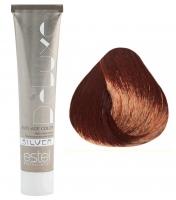 Estel Professional De Luxe Silver - 5/5 светлый шатен красный