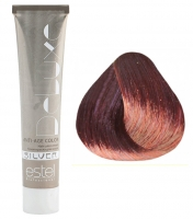 Estel Professional De Luxe Silver - 5/6 светлый шатен фиолетовый
