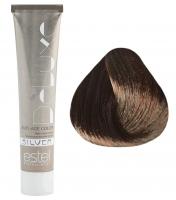 Estel Professional De Luxe Silver - 5/75 светлый шатен коричнево-красный