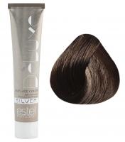 Estel Professional De Luxe Silver - 6/37 темно-русый золотисто-коричневый