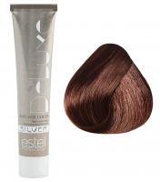 Estel Professional De Luxe Silver - 6/4 темно-русый медный