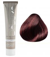 Estel Professional De Luxe Silver - 6/56 темно-русый красно-фиолетовый