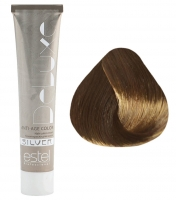 Estel Professional De Luxe Silver - 6/7 темно-русый коричневый