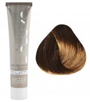 Estel Professional De Luxe Silver - 6/74 темно-русый коричнево-медный