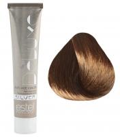 Estel Professional De Luxe Silver - 6/75 темно-русый коричнево-красный