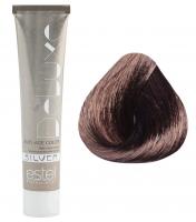 Estel Professional De Luxe Silver - 6/76 темно-русый коричнево-фиолетовый