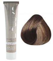 Estel Professional De Luxe Silver - 7/37 русый золотисто-коричневый