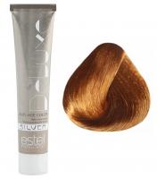 Estel Professional De Luxe Silver - 7/43 русый медный интенсивный
