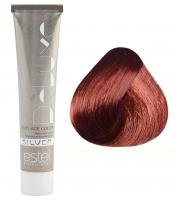 Estel Professional De Luxe Silver - 7/45 русый медно-красный