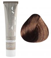 Estel Professional De Luxe Silver - 7/47 русый медно-коричневый