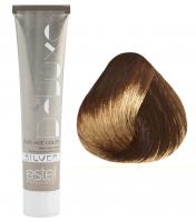Estel Professional De Luxe Silver - 7/76 русый коричнево-фиолетовый