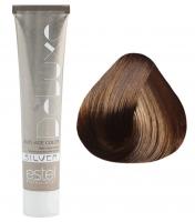 Estel Professional De Luxe Silver - 8/37 светло-русый золотисто-коричневый