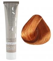Estel Professional De Luxe Silver - 8/4 светло-русый медный