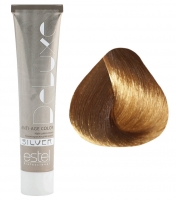Estel Professional De Luxe Silver - 8/75 светло-русый коричнево-красный