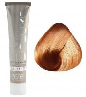Estel Professional De Luxe Silver - 9/34 блондин золотисто-медный