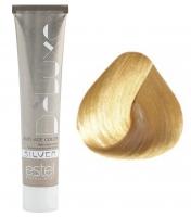 Estel Professional De Luxe Silver - 9/36 блондин золотисто-фиолетовый