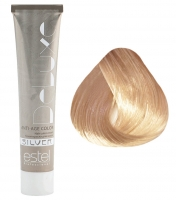 Estel Professional De Luxe Silver - 9/65 блондин фиолетово-красный