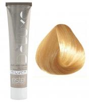 Estel Professional De Luxe Silver - 9/74 блондин коричнево-медный