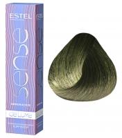 Estel Professional De Luxe Sense - 0/22 зеленый