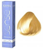 Estel Professional De Luxe Sense - 10/13 светлый блондин пепельно-золотистый