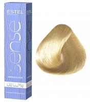 Estel Professional De Luxe Sense - 10/17 светлый блондин пепельно-коричневый