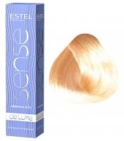 Estel Professional De Luxe Sense - 10/65 светлый блондин фиолетово-красный