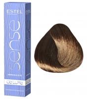 Estel Professional De Luxe Sense - 5/74 светлый шатен коричнево-медный