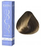 Estel Professional De Luxe Sense - 6/1 темно-русый пепельный