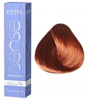 Estel Professional De Luxe Sense - 6/5 темно-русый красный