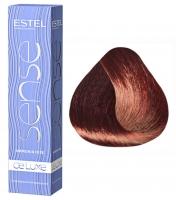Estel Professional De Luxe Sense - 6/65 темно-русый фиолетово-красный