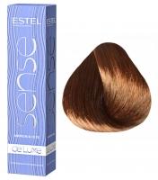 Estel Professional De Luxe Sense - 6/75 темно-русый коричнево-красный