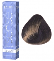 Estel Professional De Luxe Sense - 7/16 русый пепельно-фиолетовый