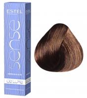 Estel Professional De Luxe Sense - 7/47 русый медно-коричневый
