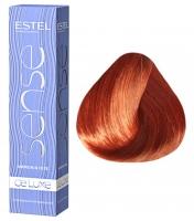 Estel Professional De Luxe Sense - 7/54 русый красно-медный