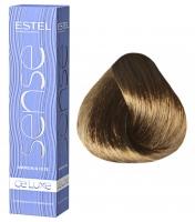 Estel Professional De Luxe Sense - 7/77 русый коричневый интенсивный