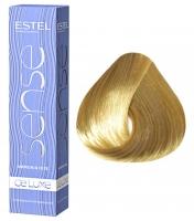 Estel Professional De Luxe Sense - 9/13 блондин пепельно-золотистый