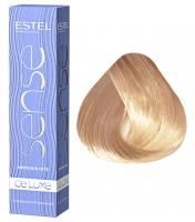 Estel Professional De Luxe Sense - 9/65 блондин фиолетово-красный