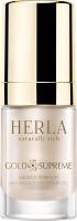 Herla гель против морщин для кожи вокруг глаз Золото Gold Supreme 24k gold superior anti-wrinkle eye repair gel