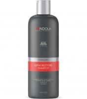Indola Professional Kera Restore Shampoo - Шампунь для сильно поврежденных волос