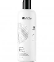 Indola Professional Color Silver Shampoo - Нейтрализирующий шампунь