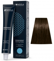 Indola Professional Profession Permanent Caring Care Natural&Essential - 5.00 светло-коричневый интенсивный натуральный