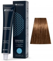 Indola Professional Profession Permanent Caring Care Natural&Essential - 6.3 темно-русый золотистый