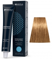 Indola Professional Profession Permanent Caring Care Natural&Essential - 7.3 средний русый золотистый блондин