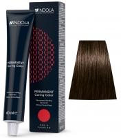 Indola Professional Profession Permanent Caring Care Red&Fashion - 3.8 темно-коричневый шоколадный