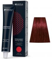 Indola Professional Profession Permanent Caring Care Red&Fashion - 5.66х светло-коричневый красный экстра