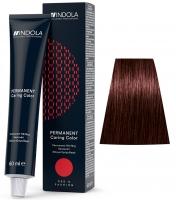 Indola Professional Profession Permanent Caring Care Red&Fashion - 5.67 светлый коричневый красный фиолетовый