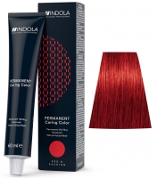 Indola Professional Profession Permanent Caring Care Red&Fashion - 8.66 светло-русый красный экстра