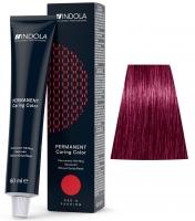 Indola Professional Profession Permanent Caring Care Red&Fashion - 8.77 светло-русый фиолетовый экстра