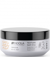 Indola Professional Styling Texture Soft Clay - Текстурирующая глина